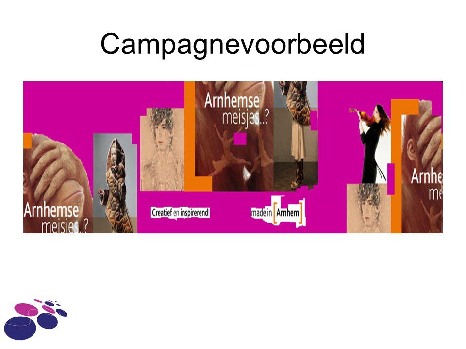 Campagnevoorbeeld