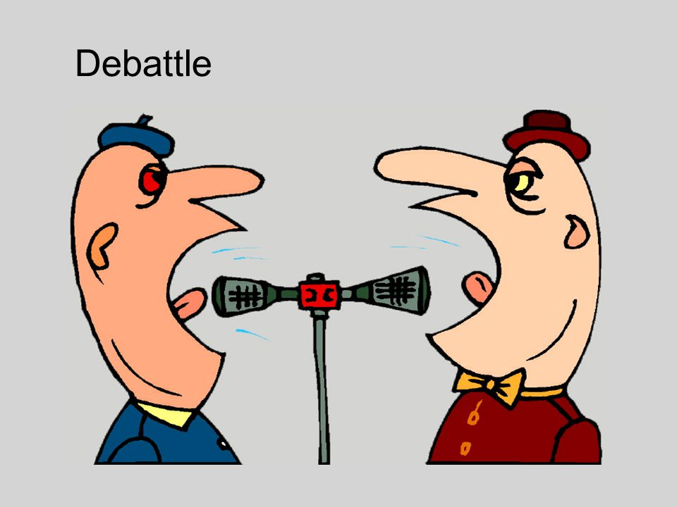 Debattle