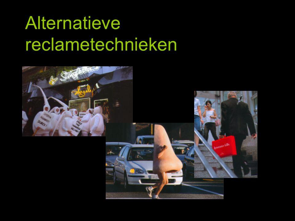 Alternatieve reclametechnieken