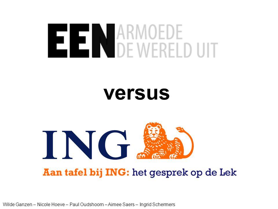 versus Wilde Ganzen – Nicole Hoeve – Paul Oudshoorn – Aimee Saers – Ingrid Schermers