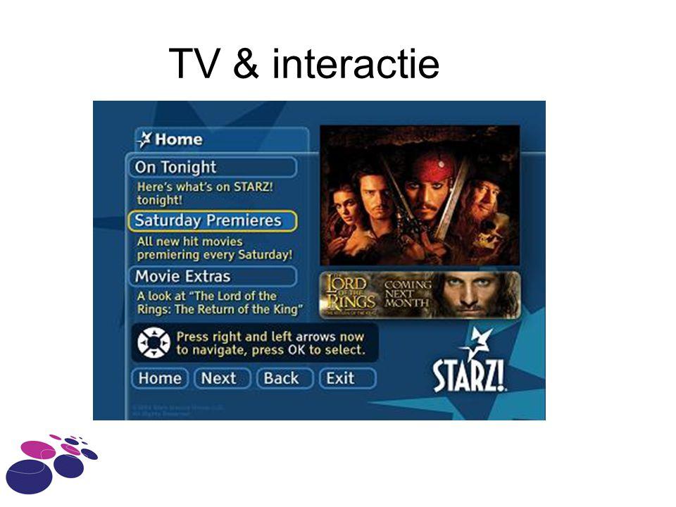TV & interactie
