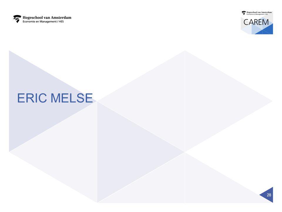 ERIC MELSE 28