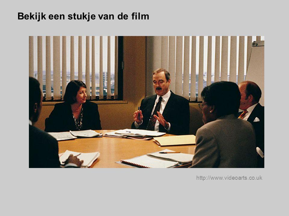 Bekijk een stukje van de film http://www.videoarts.co.uk