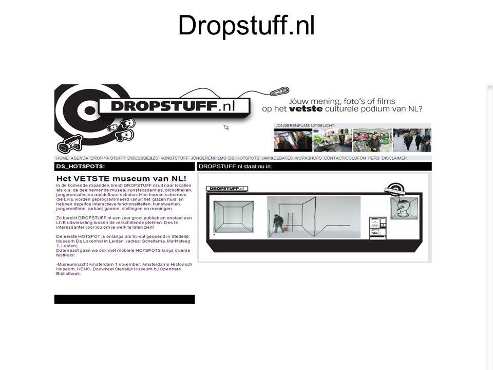 Dropstuff.nl