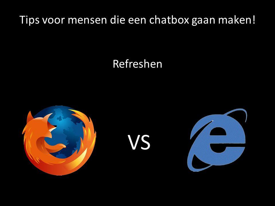 Caching Wat is caching? Firefox vs. Internet Explorer Hoe laat je het werken in IE?