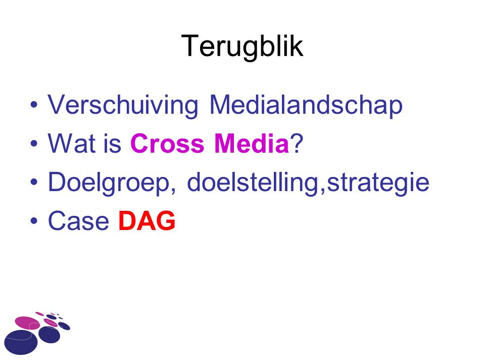 3 trends medialandschap 1.Anytime, anyplace anywhere (onafh.