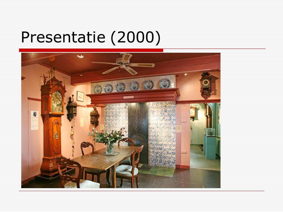 Presentatie (2000)