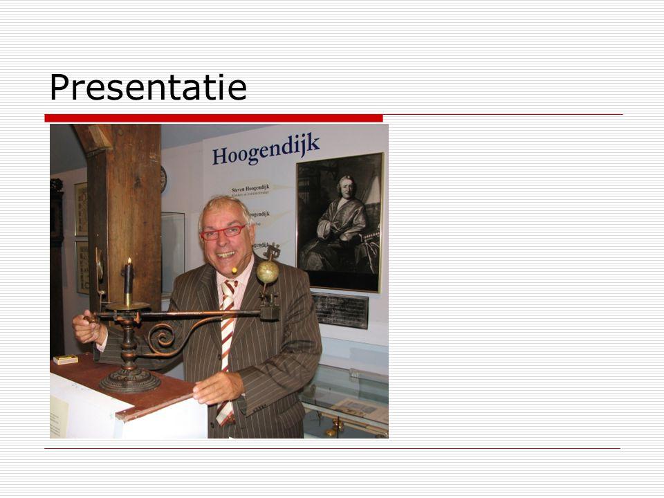 Presentatie