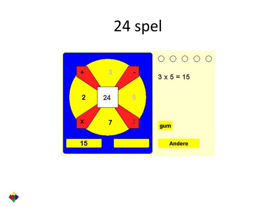 24 spel