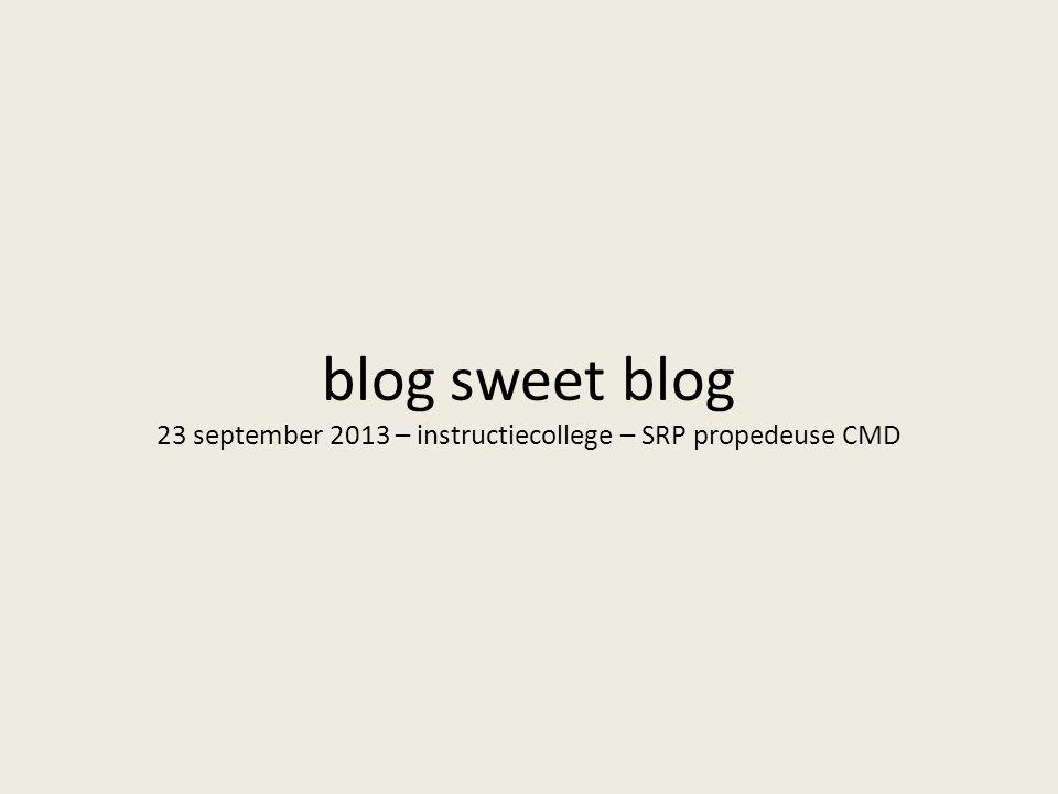 korte geschiedenis 17 december 1997: 'weblog'