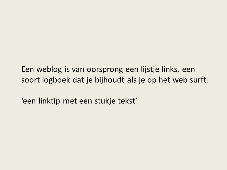 Blogplatform: waarom Wordpress? http://player.vimeo.com/video/74035683 (of zie meneersimmering.nl)