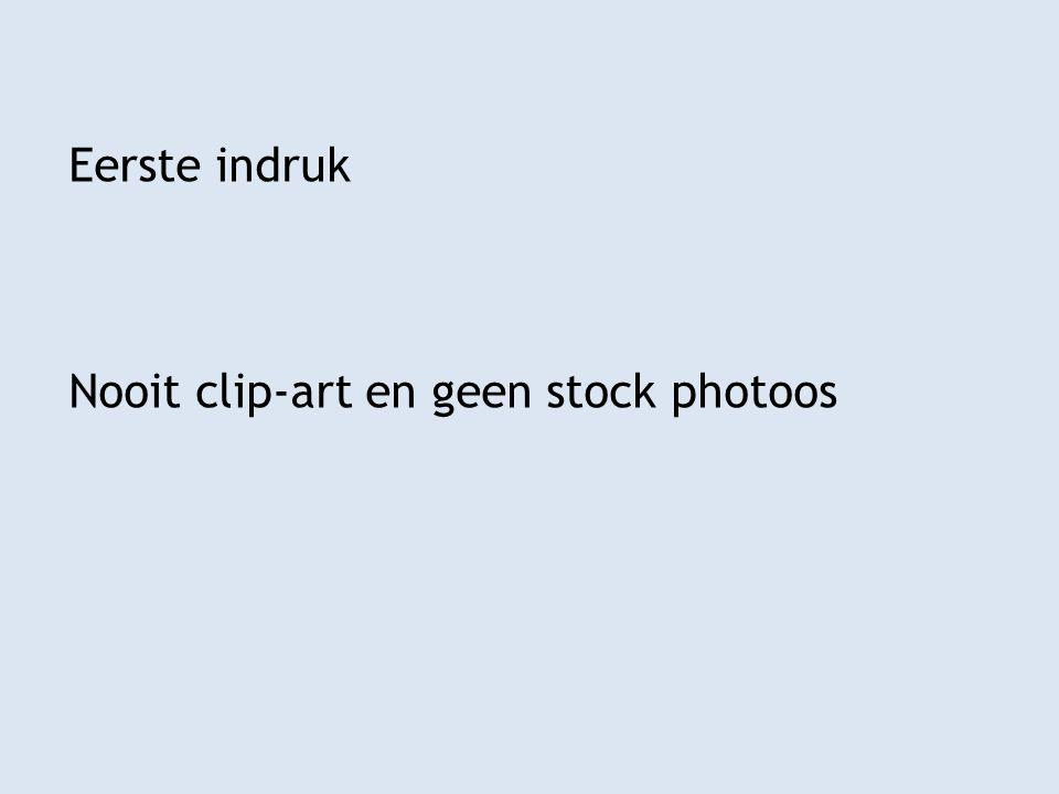 Eerste indruk Nooit clip-art en geen stock photoos Animaties