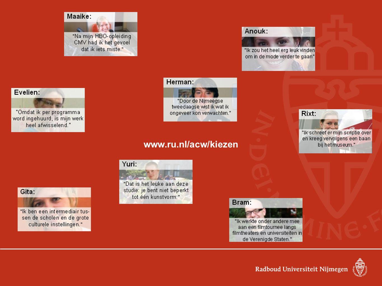 www.ru.nl/acw/kiezen