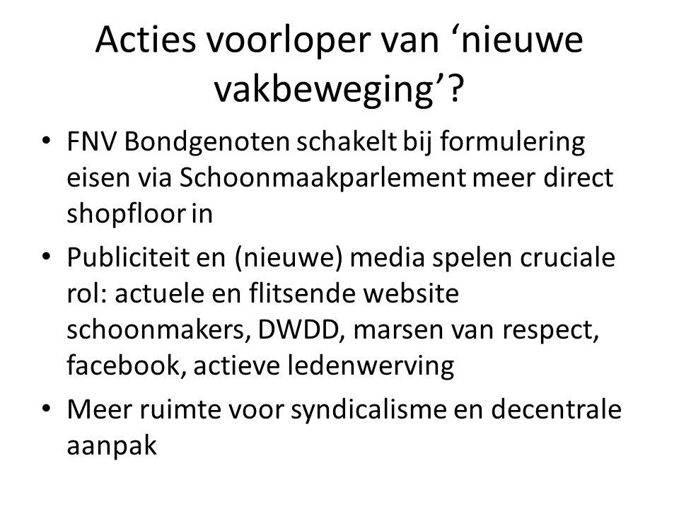 Opdrachtgevers Universiteiten, hogescholen, scholen Ziekenhuizen Schiphol Philips NS Belastingdienst KPN UWV Ministeries