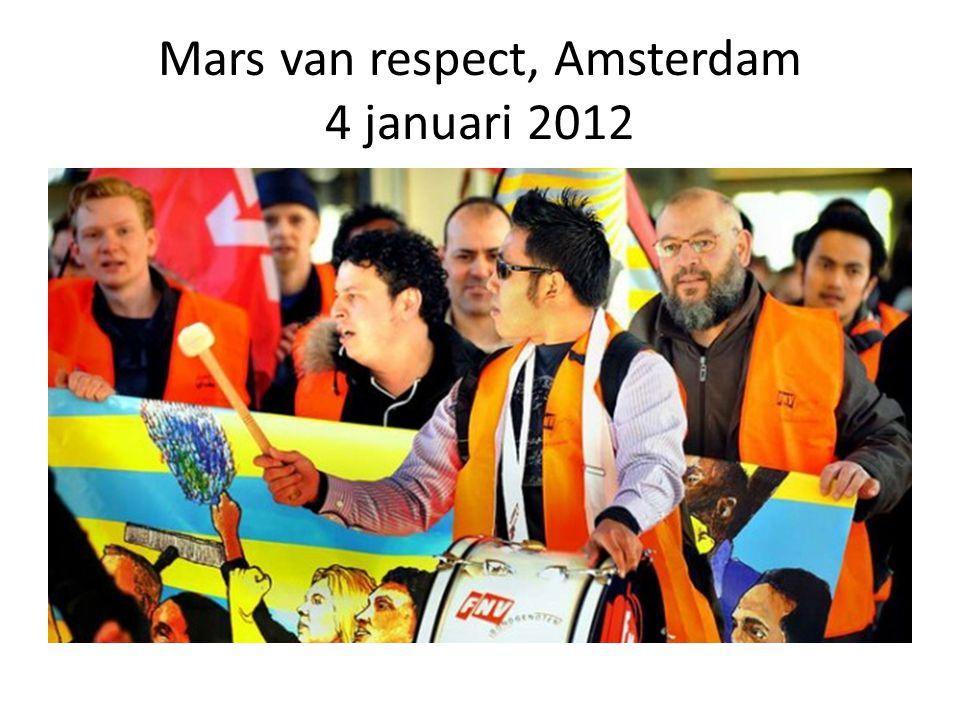 Solidariteitsacties + breuken in opdrachtgeversfront Jumbo, studenten, internationale solidariteit Opdrachtgevers KPN, ING en Schiphol willen kostenstijgingen inmiddels betalen