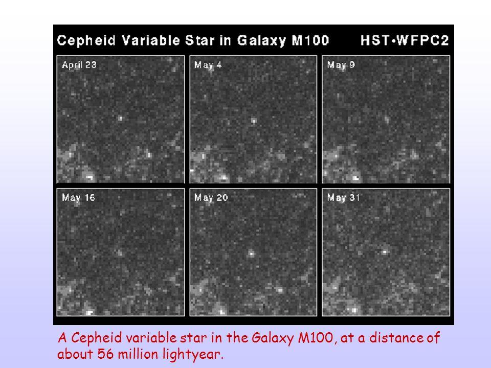 Actieve melkwegstelsels AGN (active galactic nuclei): het centrum van een melkwegstelsel is veel helderder dan de sterpopulatie er om heen.
