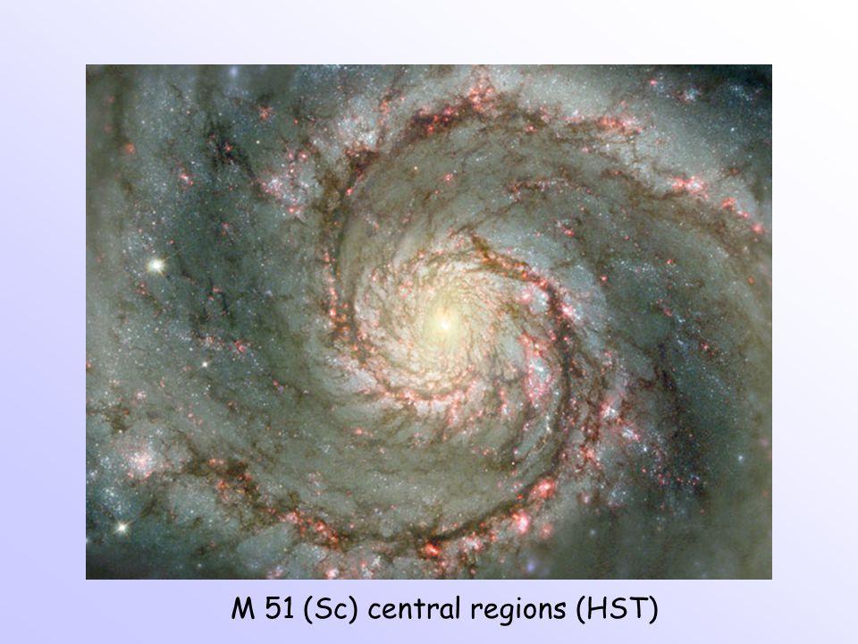 NGC 1300: afstand 75 miljoen lichtjaar (HST) diameter = 15.000 lj