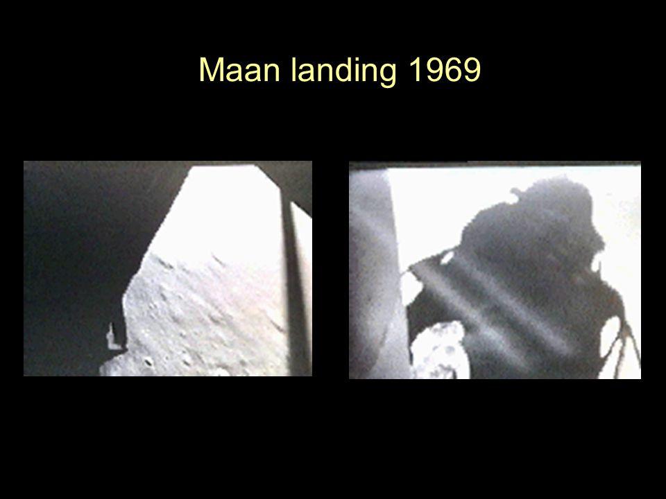Maan landing 1969