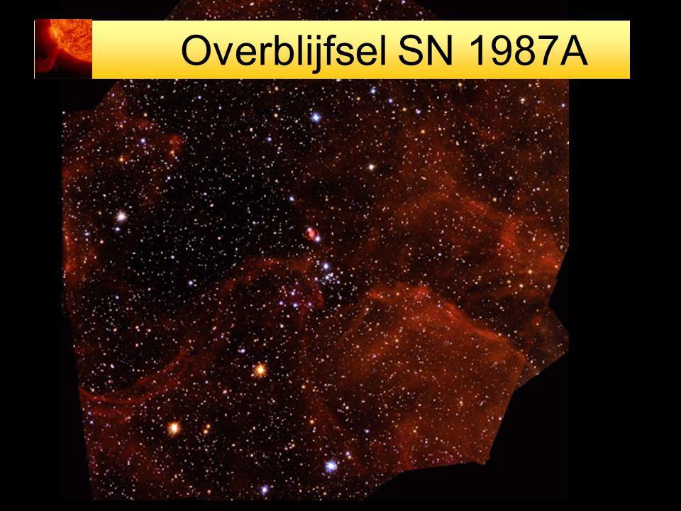 Overblijfsel SN 1987A
