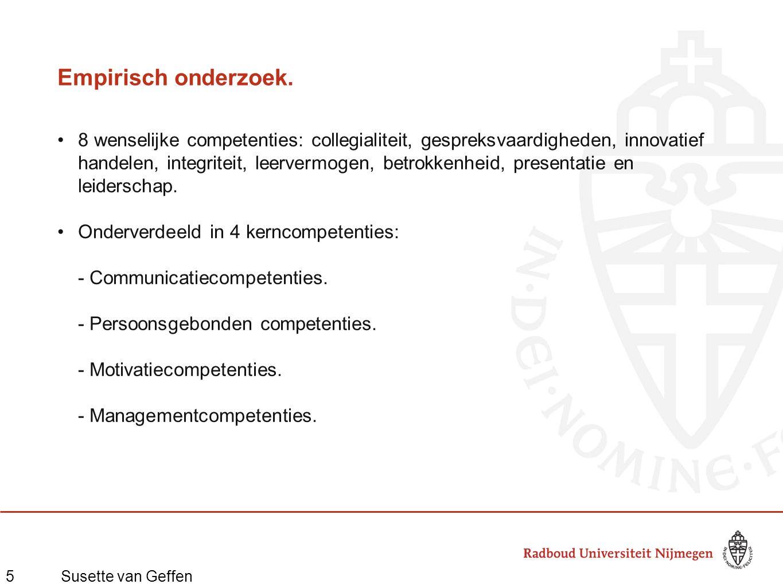 5Susette van Geffen Empirisch onderzoek.