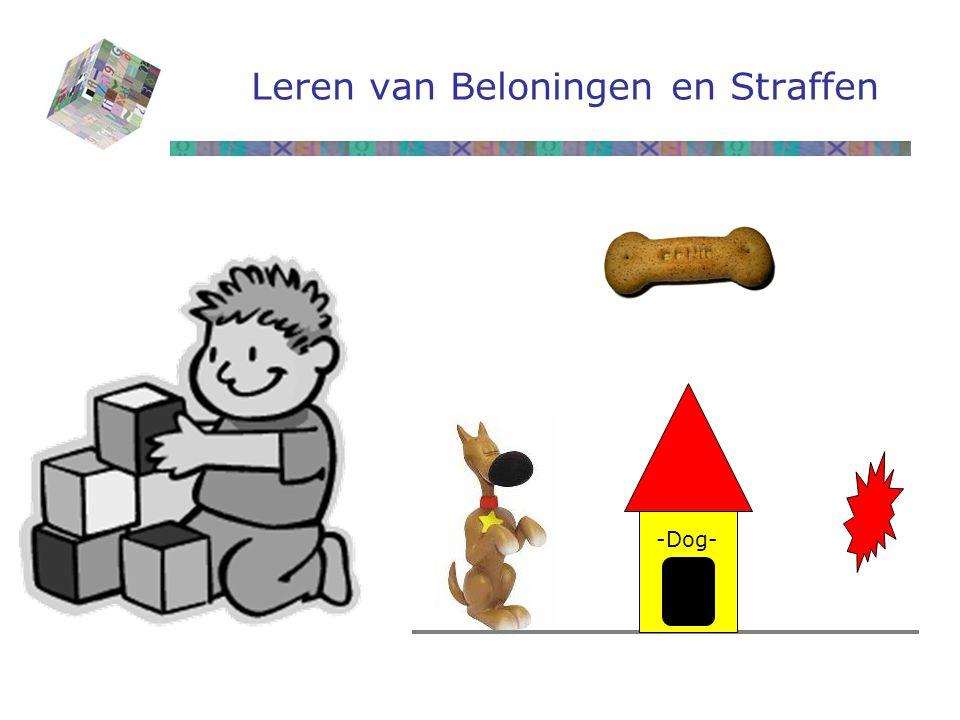 Leren van Beloningen en Straffen -Dog-