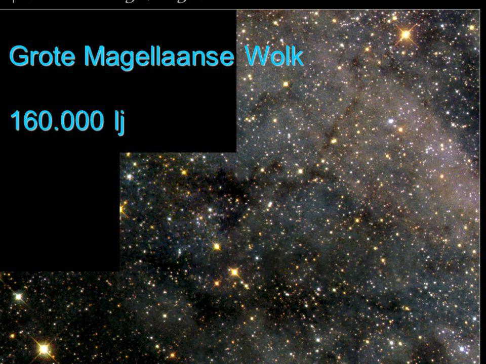 DNA Grote Magellaanse Wolk 160.000 lj