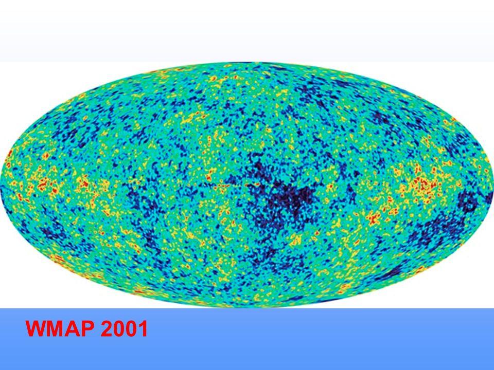 WMAP 2001