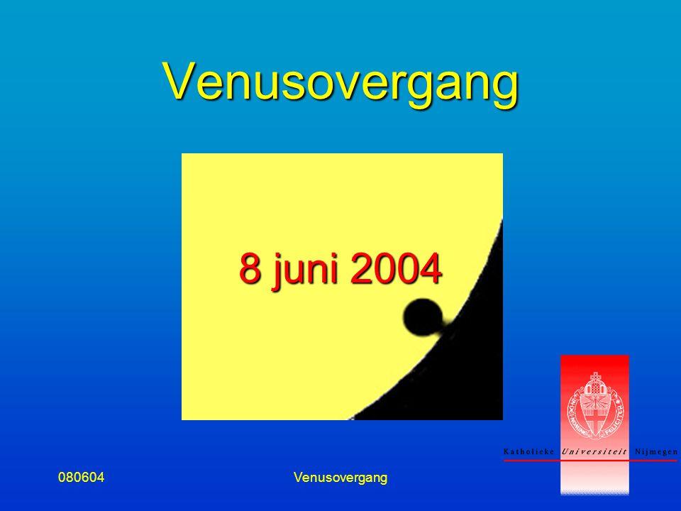 080604Venusovergang1 Venusovergang 8 juni 2004