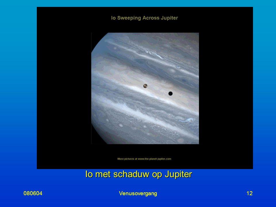 080604Venusovergang12 Io met schaduw op Jupiter