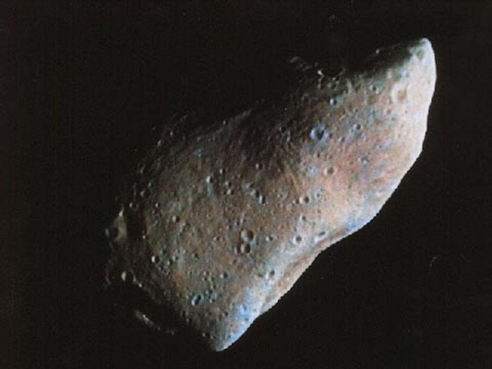 243 Ida & Dactyl 20 lmin Galileo/NASA280893 56 km 1,5 km