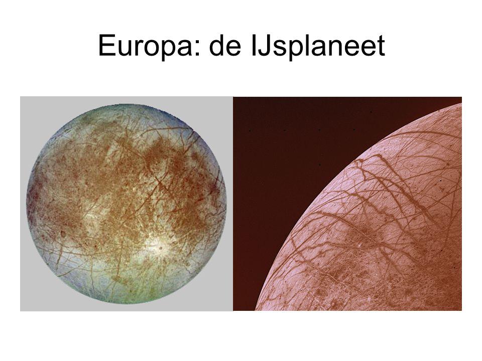 Europa: de IJsplaneet