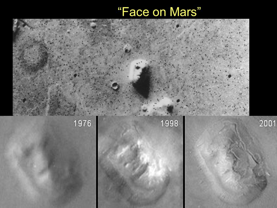 """Face on Mars"""