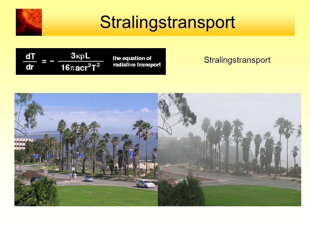 Stralingstransport