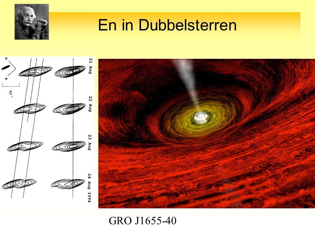 En in Dubbelsterren GRO J1655-40