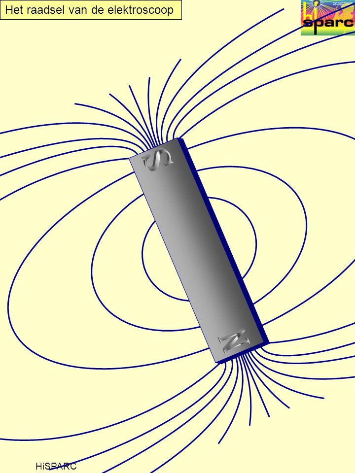 Het raadsel van de elektroscoop HiSPARC