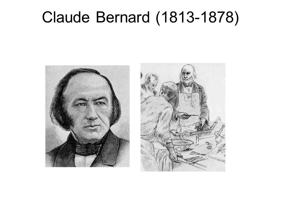 Claude Bernard (1813-1878)