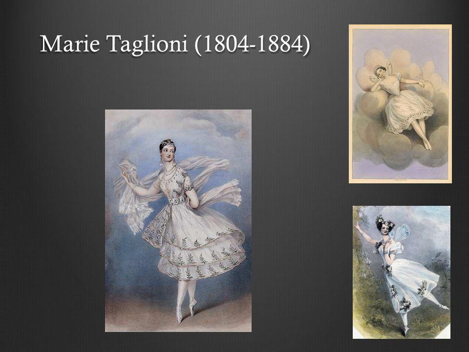 Marie Taglioni (1804-1884)