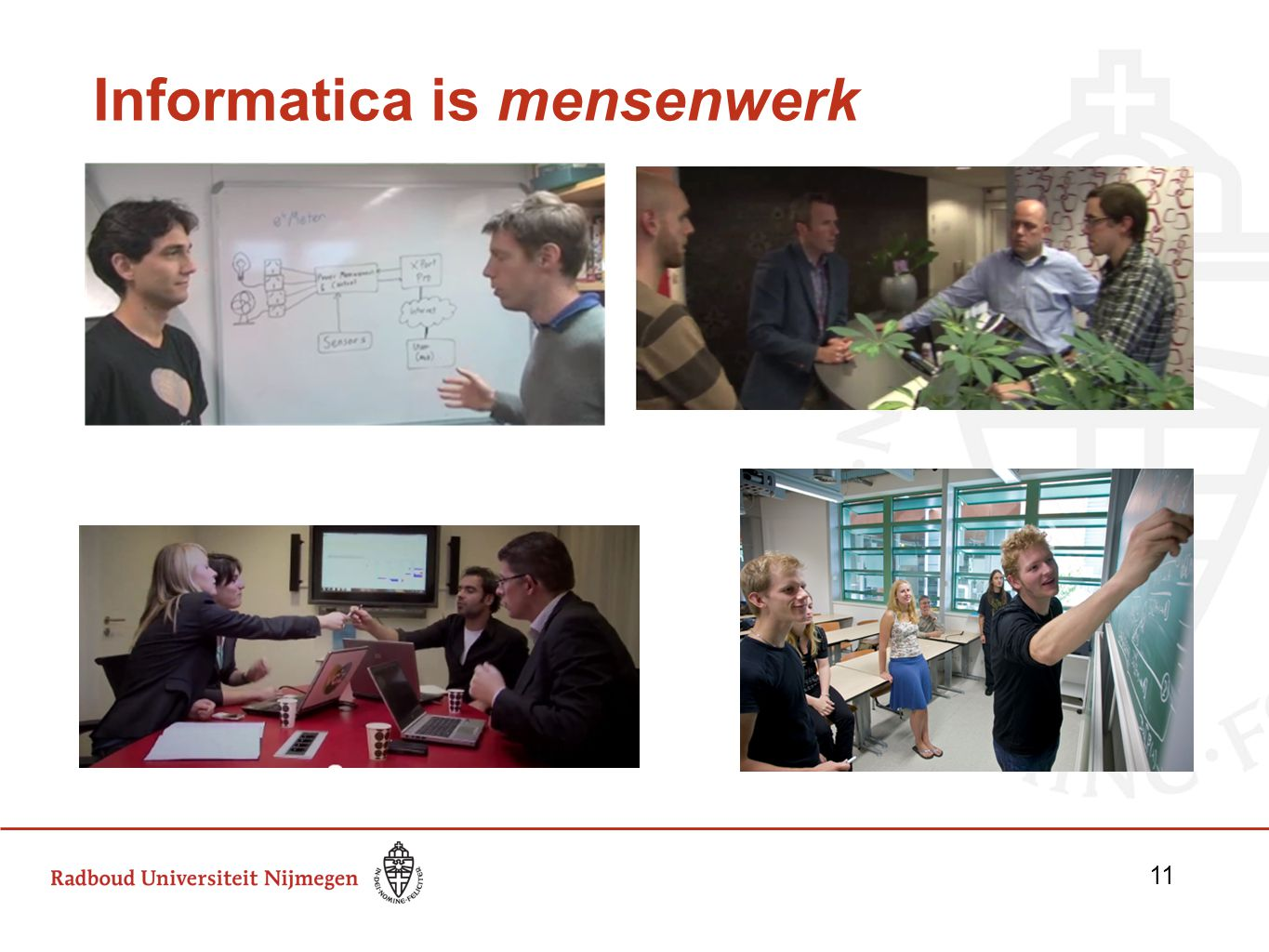 Informatica is mensenwerk 11