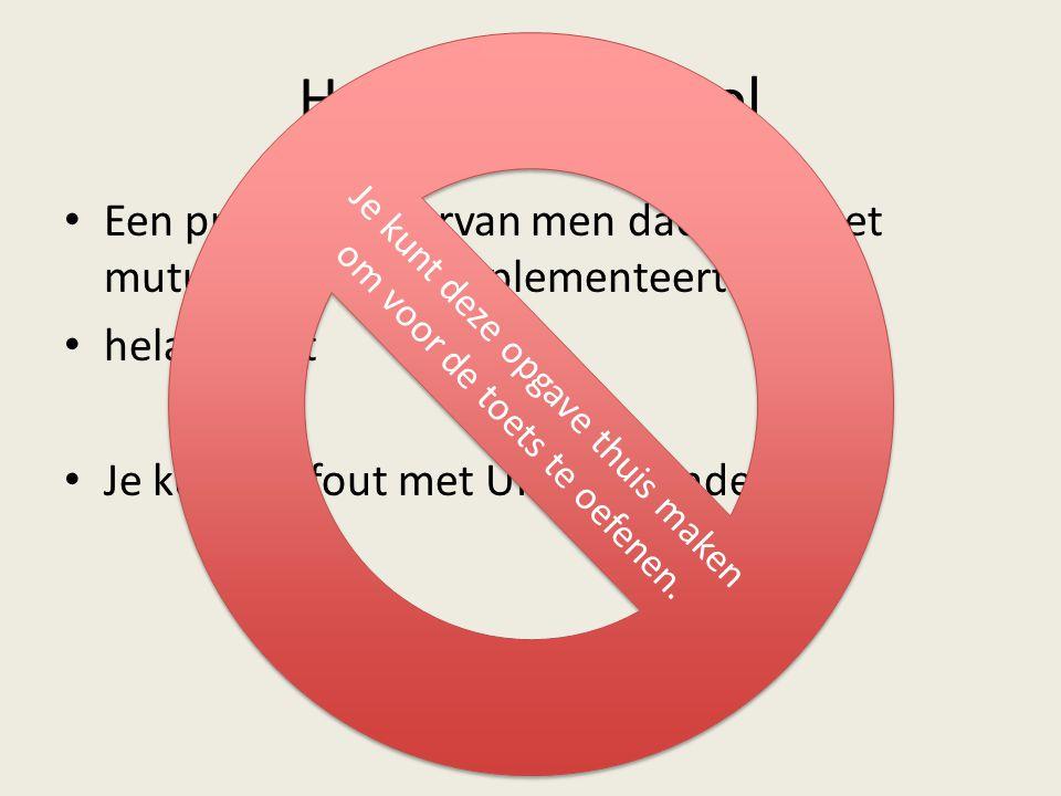 Hyman s protocol Een protocol waarvan men dacht dat het mutual exclusion implementeert...