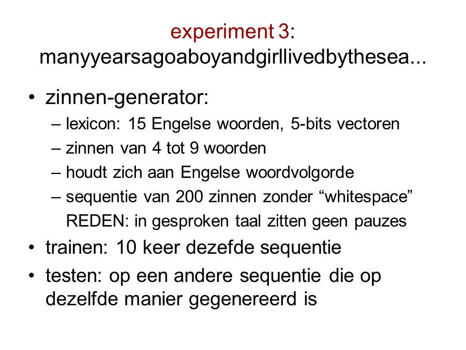 experiment 3: manyyearsagoaboyandgirllivedbythesea...