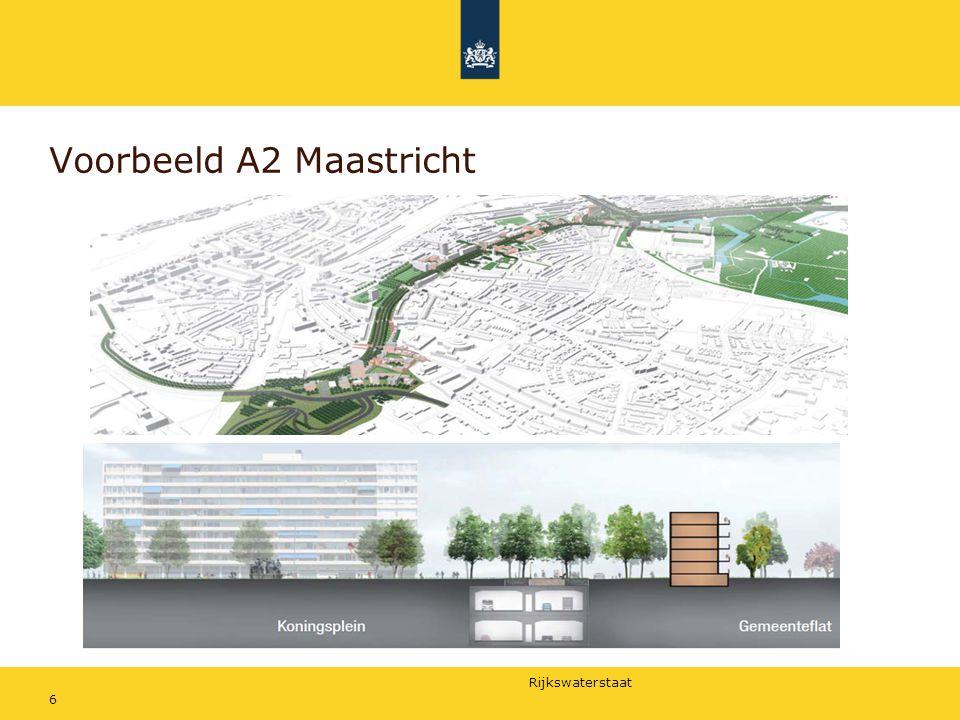 Rijkswaterstaat Voorbeeld A2 Maastricht 6
