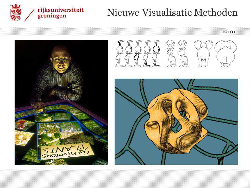 Nieuwe Visualisatie Methoden 10101