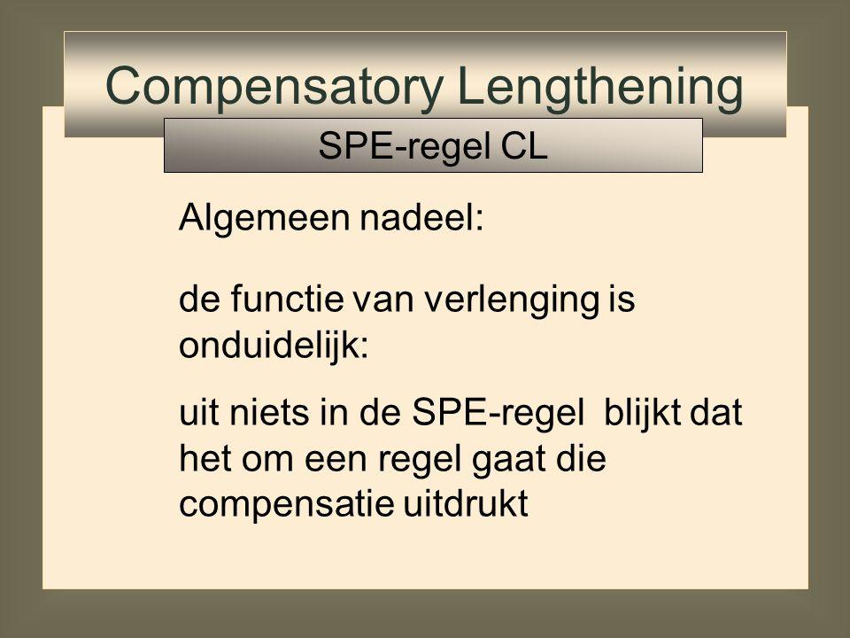 vgl. ook Amsterdamsmens[  ] lijf[  ] kuis [  ] regelomkering geeft ook::mes[  ] lef[  ] kus[  ] SPE-regel: (1)V  [+ long] / __
