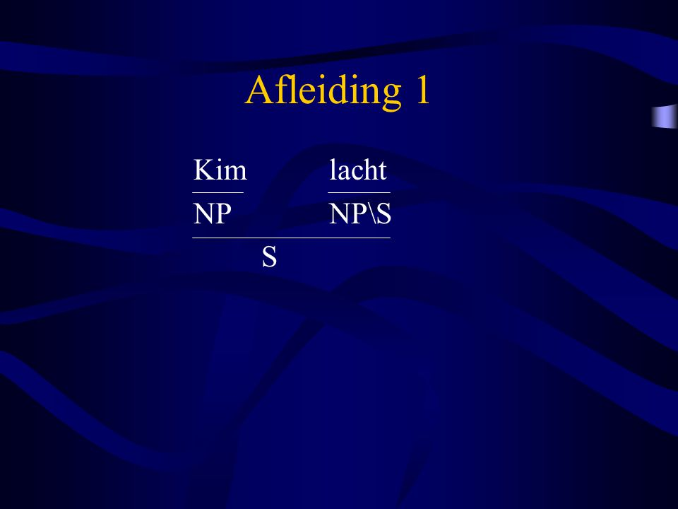 Afleiding 1 Kimlacht NPNP\S S