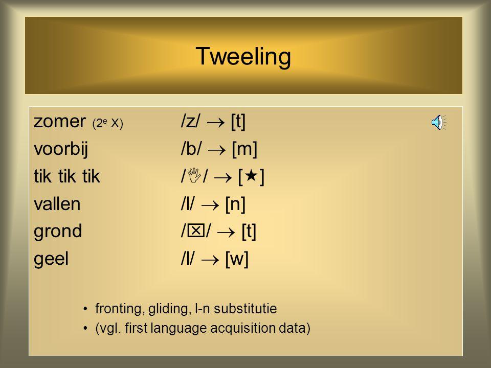 97 1.SH-tweeling (verklaar substituties op basis van articulatie en akoestiek) 2.'Endlessly rising' en 'falling' 3.Boventoonzingen 4.The singer's form