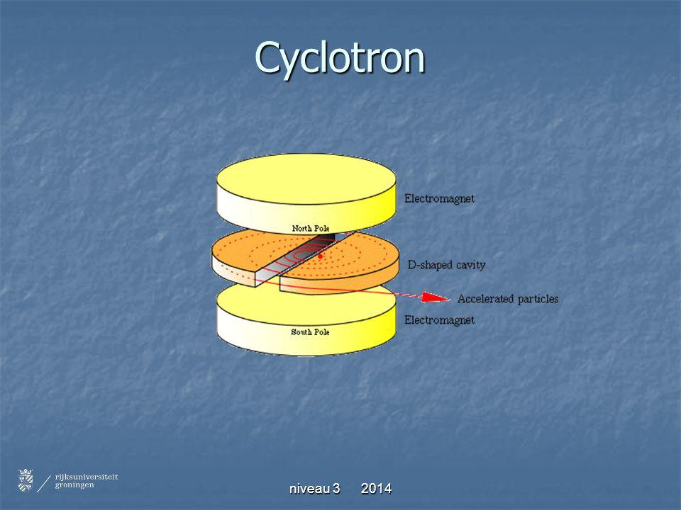 niveau 3 2014 Cyclotron