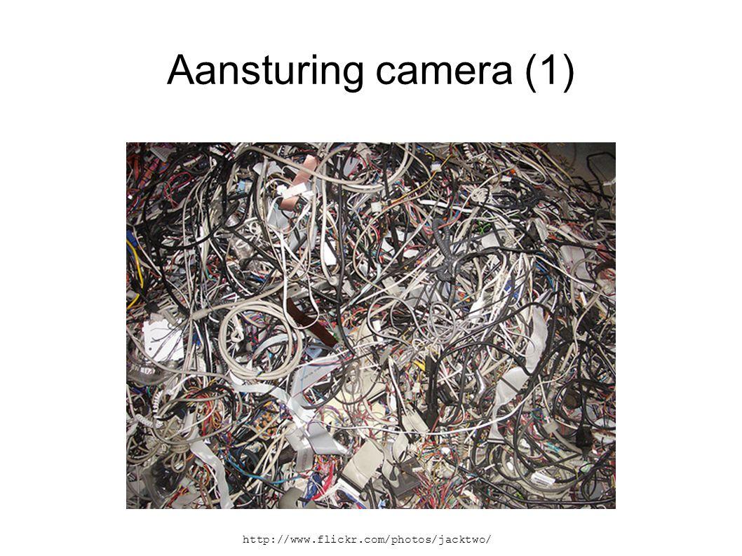 Aansturing camera (1) http://www.flickr.com/photos/jacktwo/