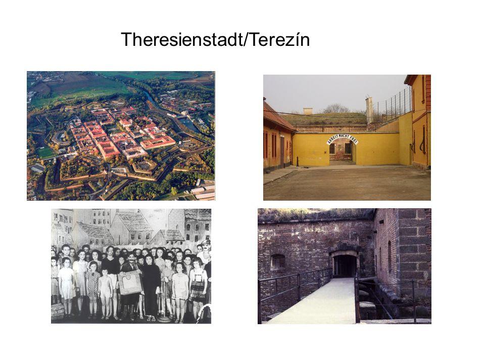 Theresienstadt/Terezín