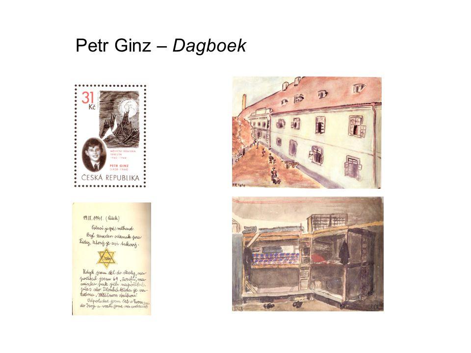 Petr Ginz – Dagboek