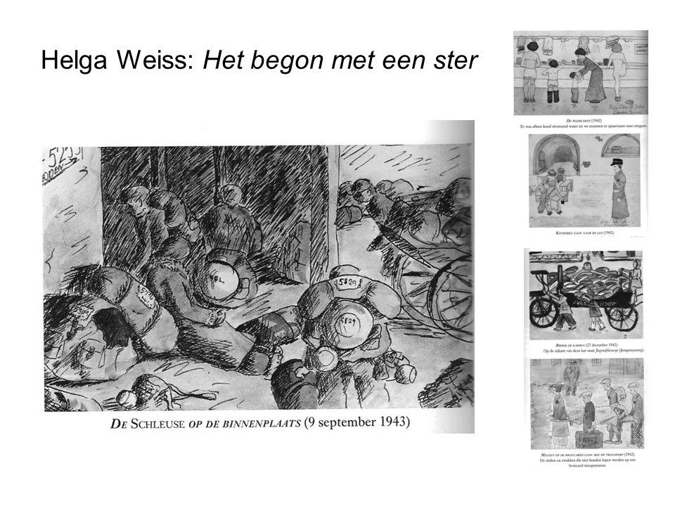 Helga Weiss: Het begon met een ster
